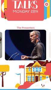 Úll Conf iOS app